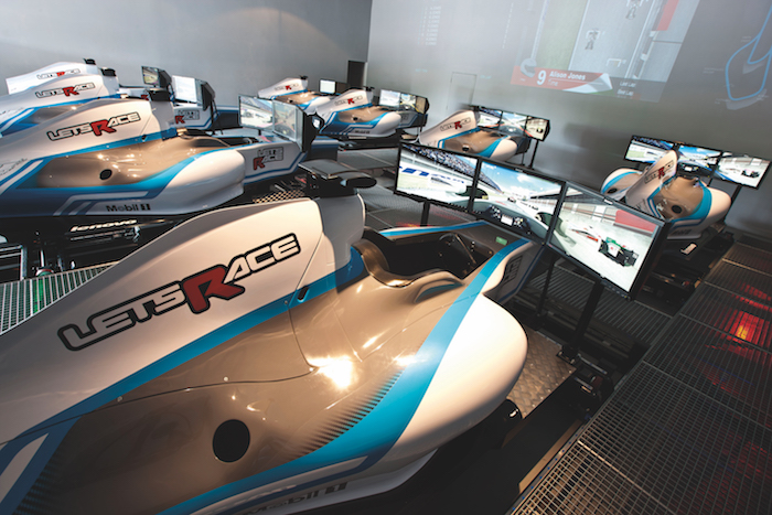 Lets Race Simulator