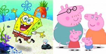 Most loved and most hated children's TV shows