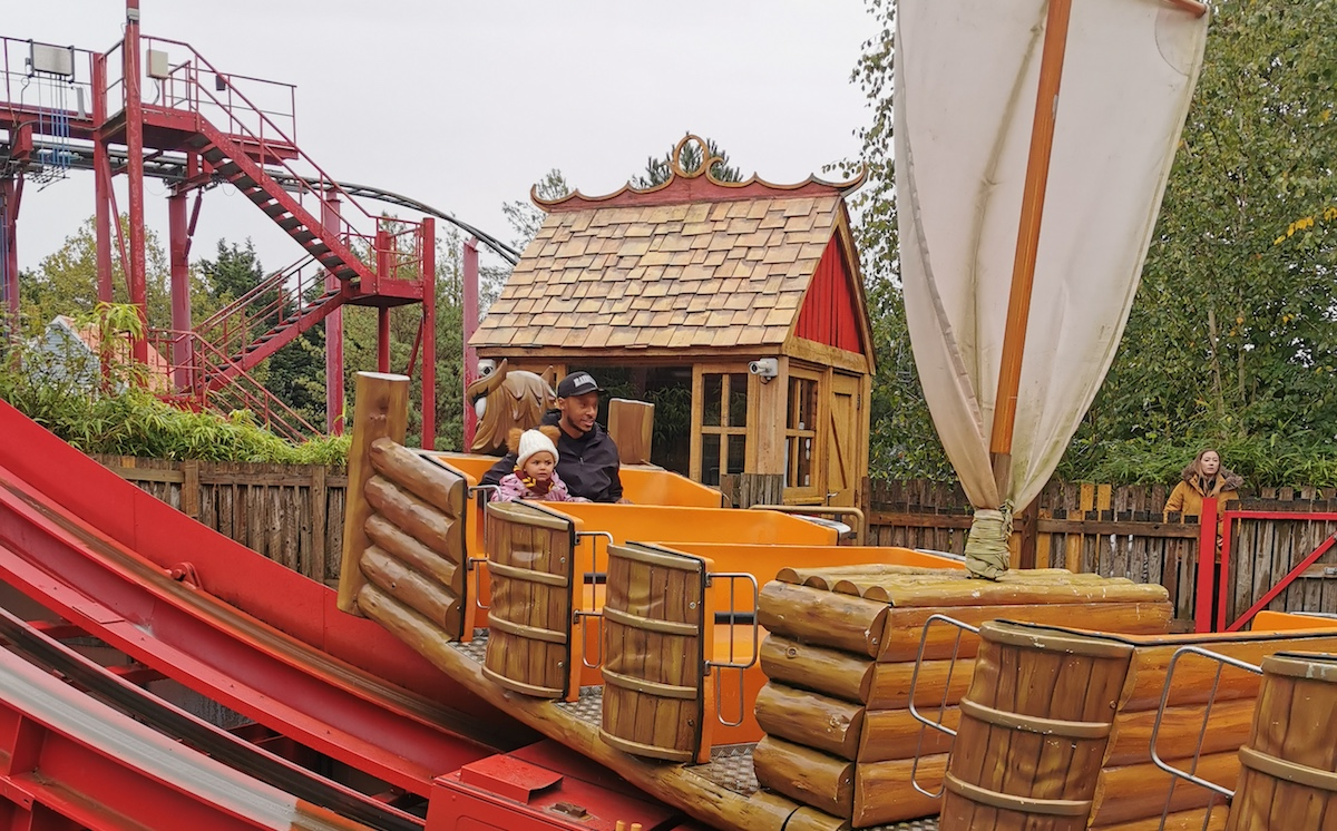 Griffin's Galleon Chessington World of Adventures