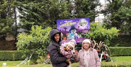 Chessington World of Adventures Howloween Halloween
